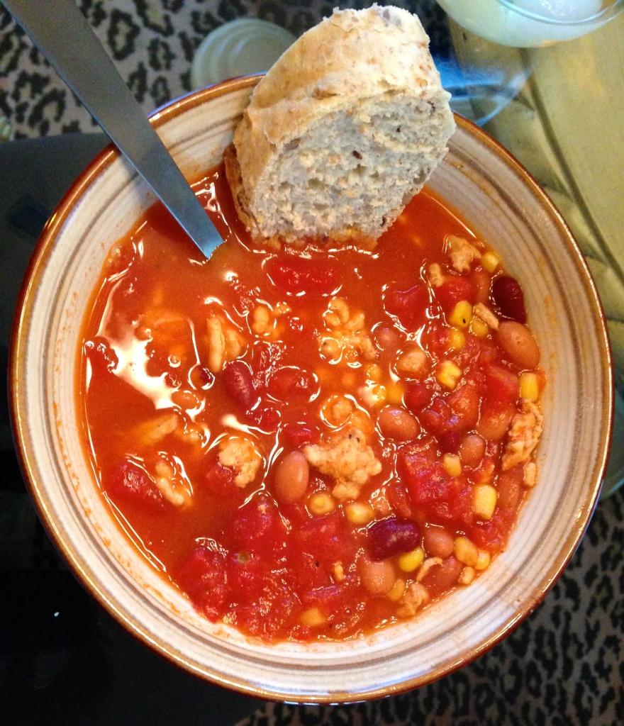Turkey Bean Chili