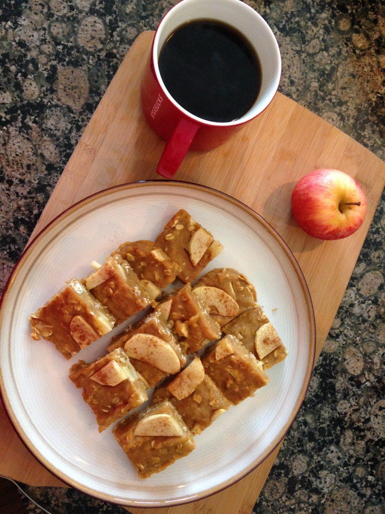 Apple Cinnamon Pumpkin Bars